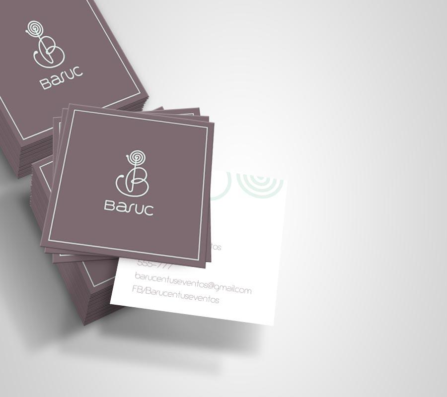Tarjetas de presentación personalizadas